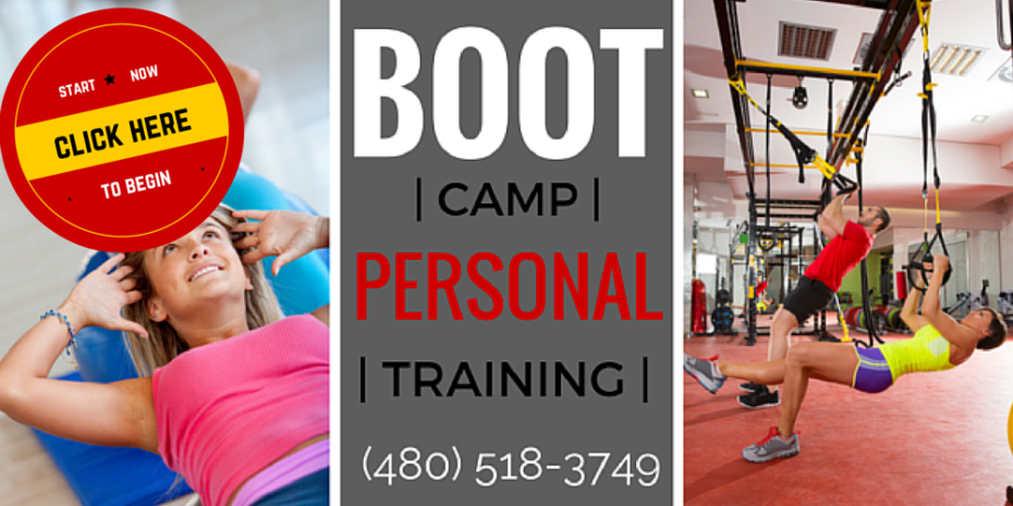 The East Valley's #1 Bootcamp!